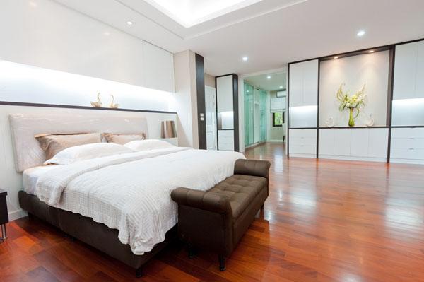 Iluminar el dormitorio algunos ejemplos que te servir n de inspiraci n - Iluminacion dormitorios modernos ...