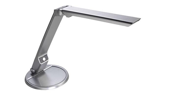 Flexo led de 4 2w especial para oficinas o mesas de estudio - Lamparas flexo led ...