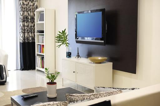 Muebles television 5 ideas para decorar el sal n - Mueble para el televisor ...