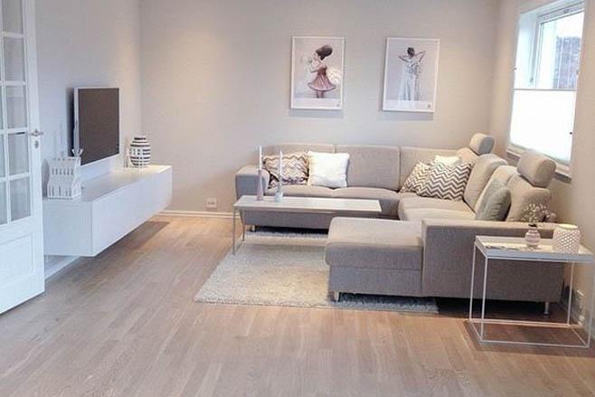 Como colocar los sofas y puffs en el salon ideas para tu hogar - Sofa para salon ...