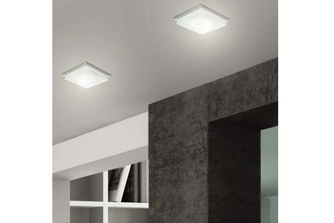 Empotrables para techo con luz led blog iluminaci n y - Focos led techo cocina ...