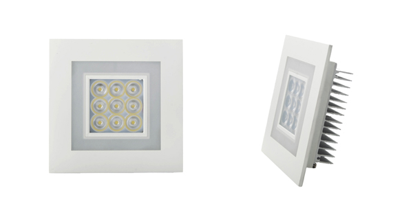 Empotrables para techo con luz led blog iluminaci n y - Led empotrable techo ...