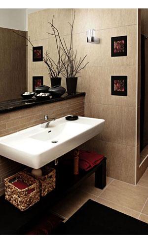 Lamparas De Pie Para Baño:Ideas para iluminar el baño 24 de abril de 2014 Consejos de