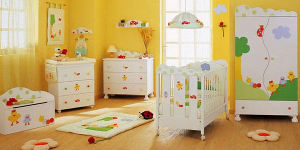 En la decopedia4 deco y l mparas para peques for Lamparas cuarto bebe