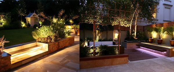 Ideas para iluminaci n exterior blog iluminaci n y - Iluminacion de jardin exterior ...