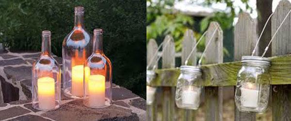 Ideas para iluminaci n exterior blog de iluminaci n y - Farolillos de exterior ...
