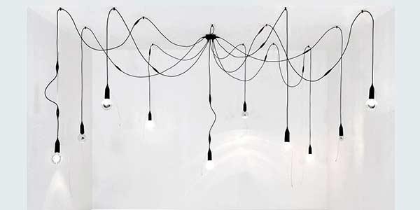 Lámparas de Araña de Cristal, la renovación de un clásico iluminación.
