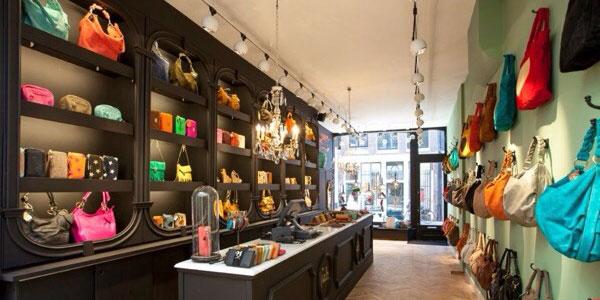 Iluminaci n de tiendas de complementos de moda for Complementos de decoracion