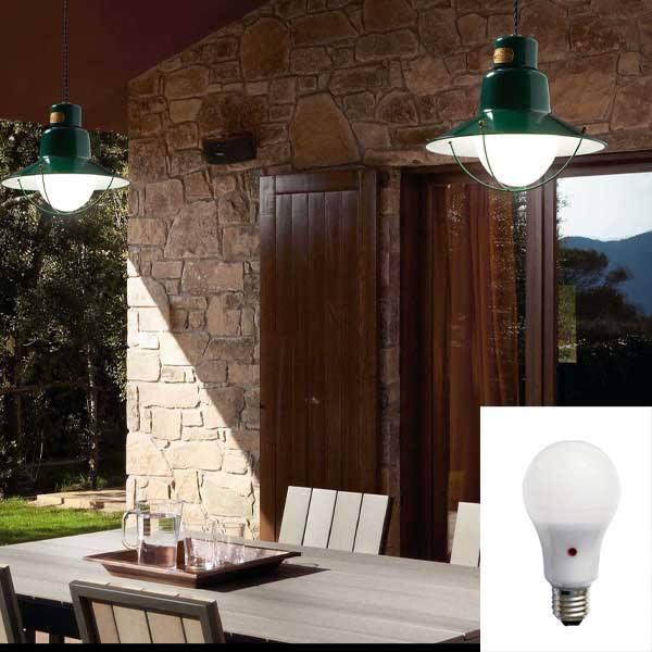 consejos de iluminaci n exterior de chalets c mo iluminar On lampara para porche exterior