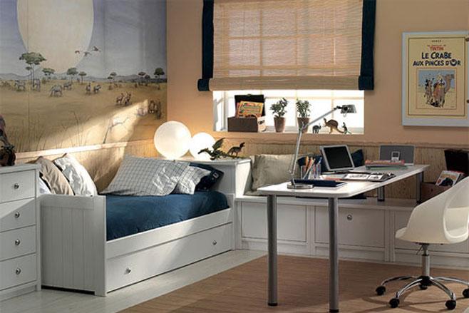 Ideas para iluminar cuartos juveniles - Iluminacion de dormitorios ...