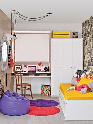 Ideas para iluminar cuartos juveniles - Iluminacion habitacion bebe ...