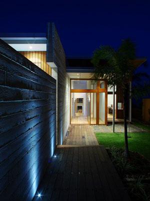 Consejos de iluminaci n exterior de chalets c mo iluminar - Iluminacion de exterior ...