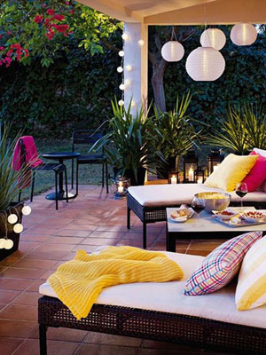Led para exteriores ledtecnolog a iluminaci n led for Lamparas porche exterior