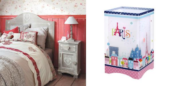 Ideas para iluminar cuartos juveniles - Lamparas de mesa para dormitorio ...