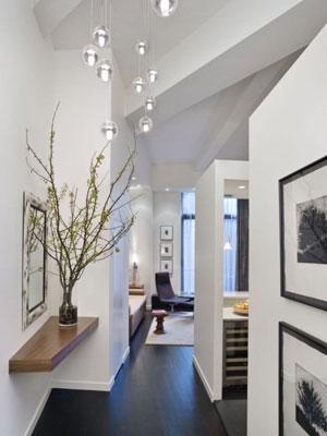 Consejos para decorar un pasillo con luz - Iluminacion de pasillos ...