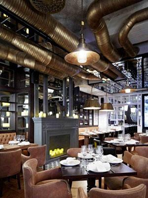 Iluminaci n en hoteles funcionalidad e imagen - Iluminacion estilo industrial ...