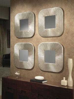 Espejos decorativos el complemento perfecto de una buena - Espejos decorativos originales ...