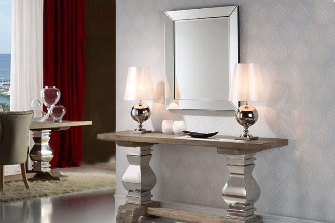 Espejos decorativos el complemento perfecto de una buena for Espejos decorativos de pie