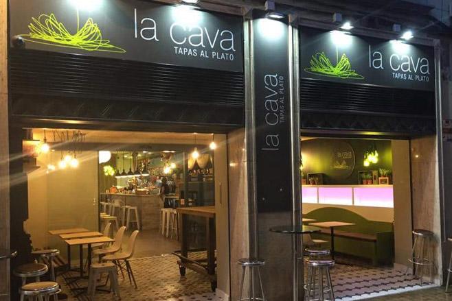 Proyecto iluminaci n bar la cava zaragoza iluminaci n by - Iluminacion original ...