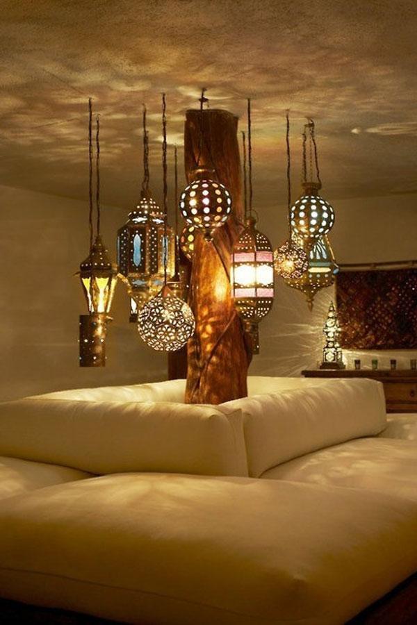 L mparas turcas tradici n con tendencia decorativa - Lamparas de decoracion ...