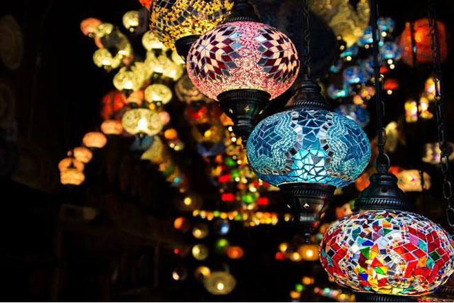 L mparas turcas tradici n con tendencia decorativa for Decoracion casas turcas