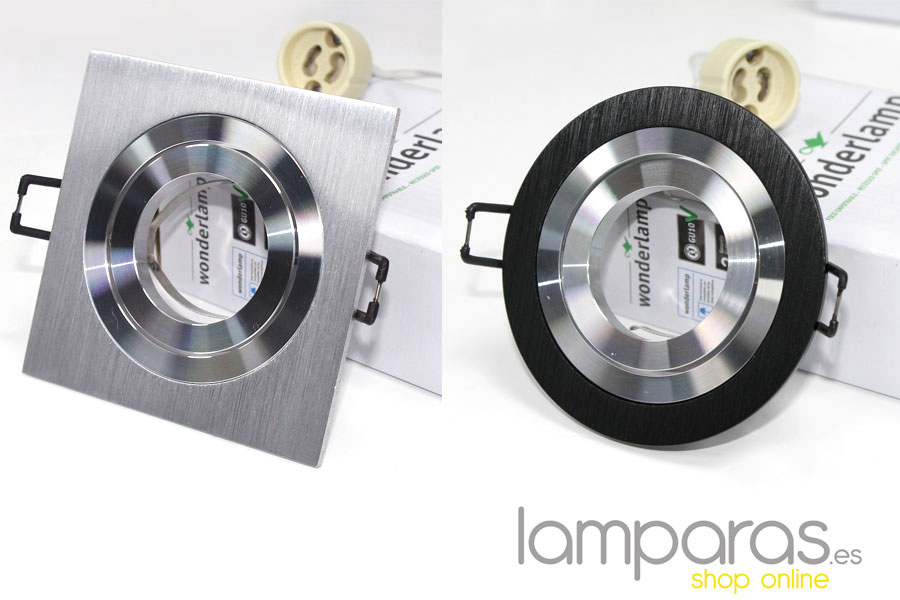 Wonderlamp iluminaci n led by nueva marca for Como cambiar una lampara