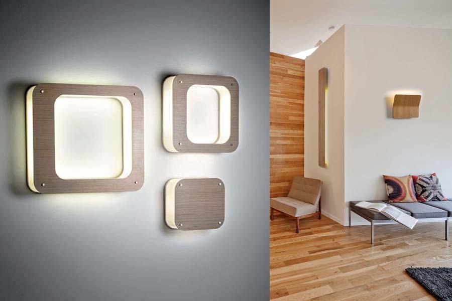 Apliques de pared algo m s que luz auxiliar - Apliques pared dormitorio ...