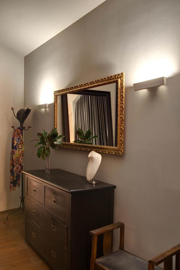 Apliques Baño Vintage:Apliques con baño de luz, Faro Barcelona