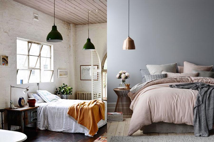 Consejos para elegir una l mpara de techo - Lamparas para dormitorios ...