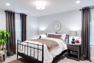 L mparas de techo - Lamparas modernas para dormitorio ...