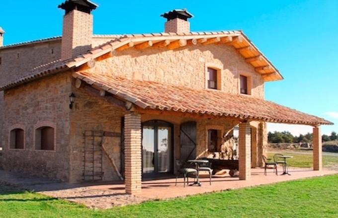 Iluminaci n led en las casas rurales - Casas de iluminacion ...