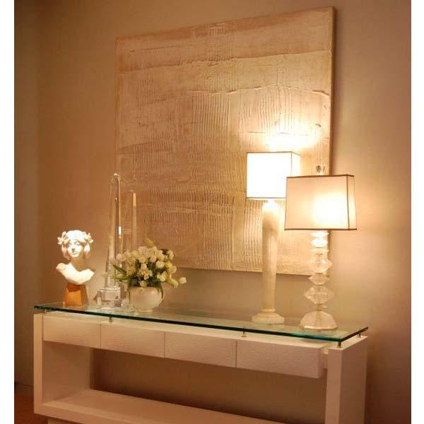 Aprende a iluminar el recibidor de tu casa blog de - Lamparas de techo para recibidor ...