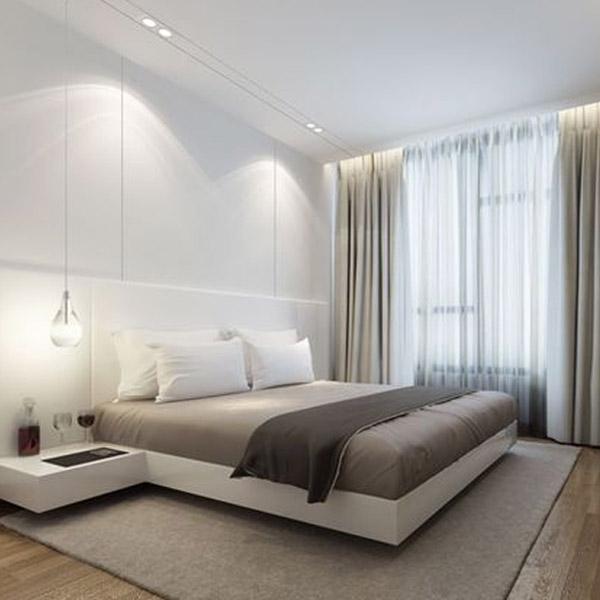 Cual es el tipo de iluminaci n perfecta para tu hogar - Iluminacion habitacion matrimonio ...