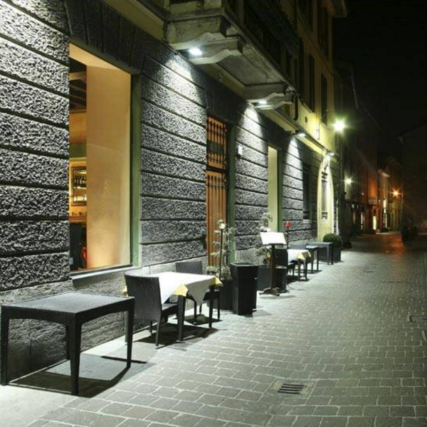 iluminacion led exterior cheap lmparas led para piscinas On iluminacion de exteriores con led