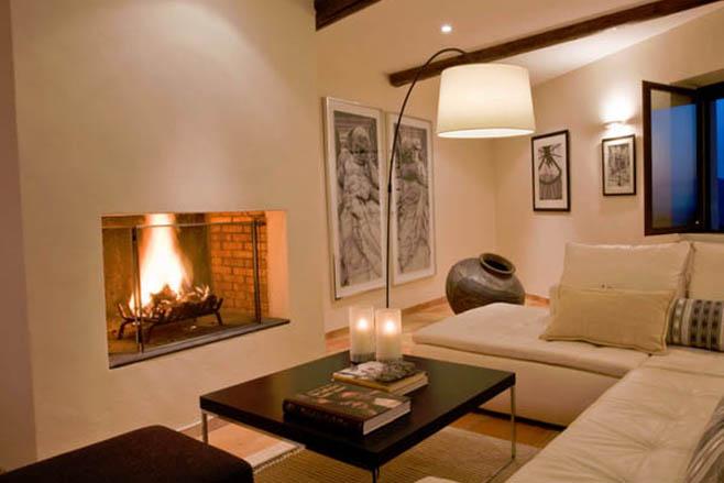 fantsticas ideas de lmparas para salones de estilo rstico blog iluminacin y lmparas