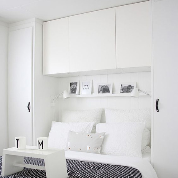 Como iluminar dormitorios pequeños