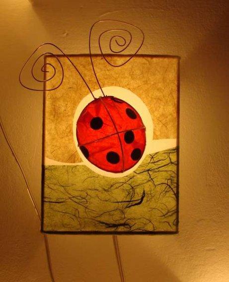 Lámparas artesanas del Taller Una Luz 01