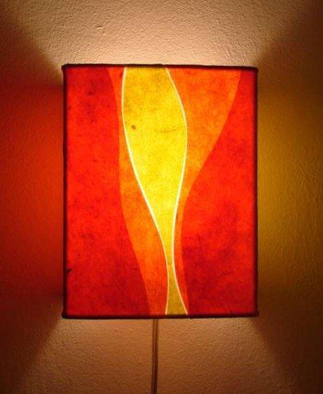 Lámparas artesanas del Taller Una Luz 03