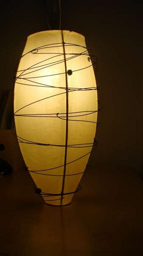 Lámparas artesanas del Taller Una Luz 04