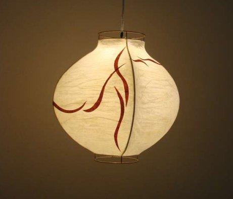 Lámparas artesanas del Taller Una Luz 05