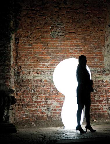 Lámpara Trim para exteriores 01