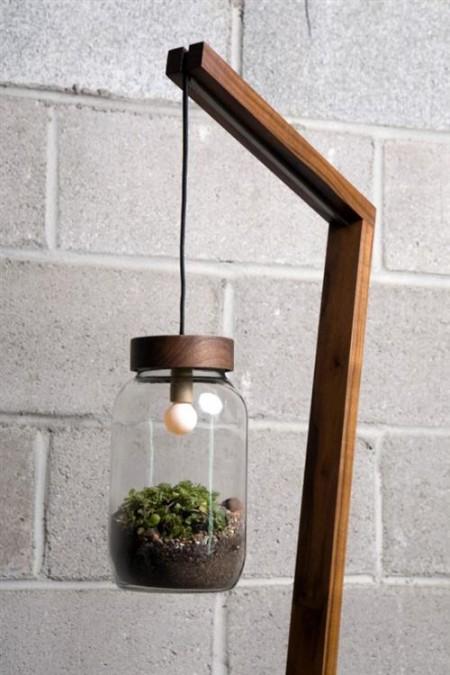 Lámpara Eco Friendly