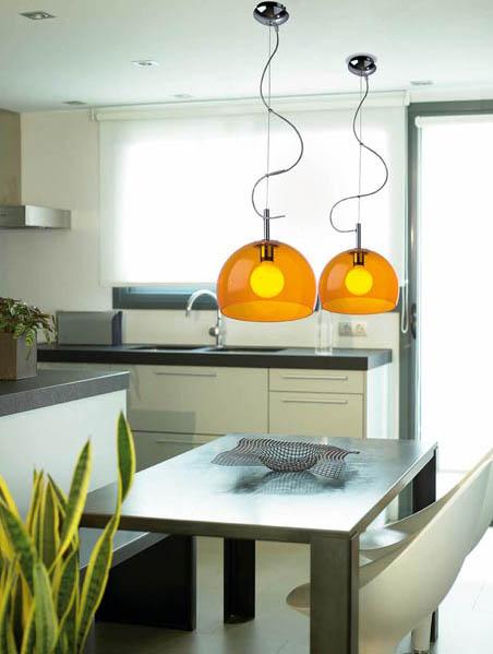 Iluminacion-cocinas-lampara-iglu