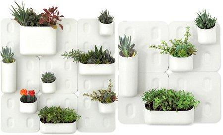 Decorar Casa Moderna Con Plantas Artificiales