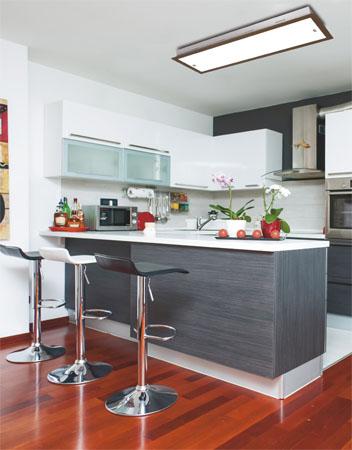 Plafon de cocina marca Anperbar