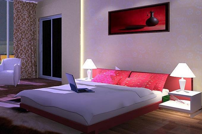 Iluminacion en el dormitorio - Iluminacion habitacion ...