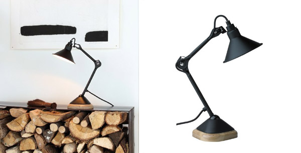 Flexo diseño lampe gras