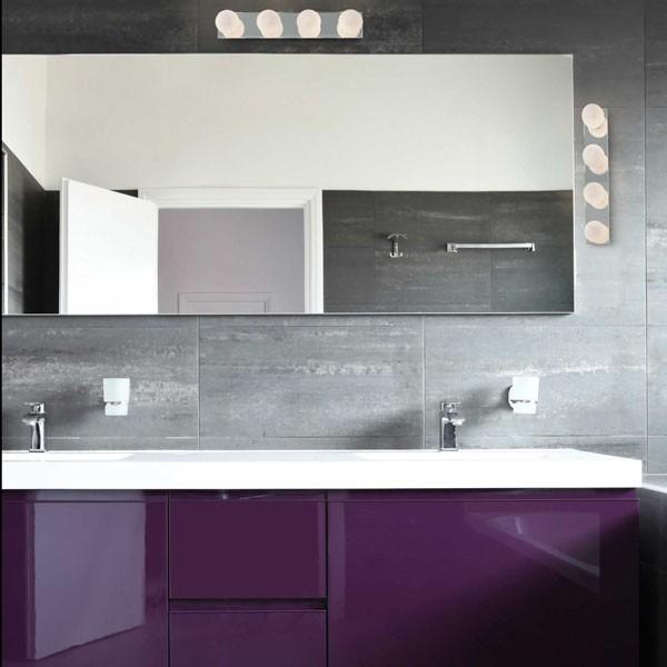 Ideas de iluminación para el baño
