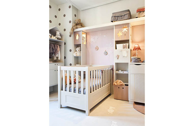 lamparas para la habitacion del bebe. Ideas con mucho gusto ...