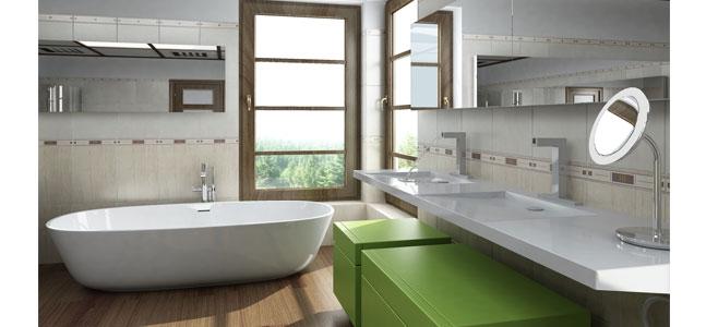 Ideas para iluminar el baño